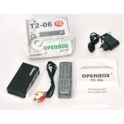 Цифровой эфирный ресивер Openbox T2-06