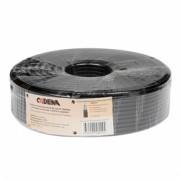 Кабель RG-6SAT-Optima высокого качества CADENA черный